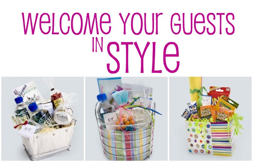 Awesome Welcome Baskets For Wedding Guests Images Styles Ideas