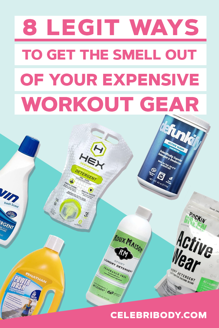 Best Detergent For Smelly Workout Clothes 8 Options To Try With