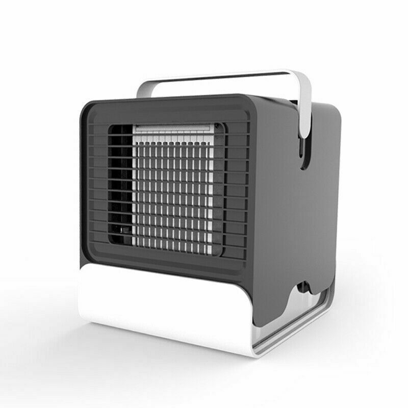 Diconna Negative Ion Air Conditioning Fan Dormitory Office Usb Small Cooling Fan Ebay Best Humidifier Air Conditioning Fan Portable Air Cooler