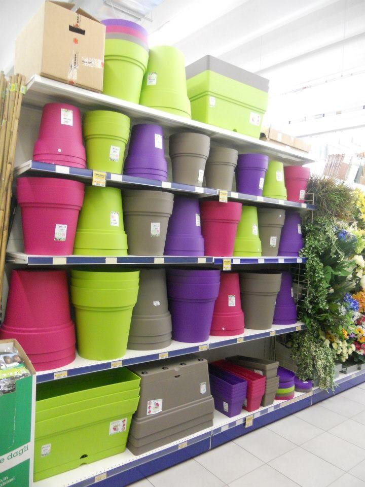 I vasi e gli accessori per il giardinaggio di Bricofer