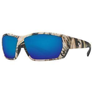 0abab1be2a89 Costa Tuna Alley 580G Camo Polarized Sunglasses - Mossy Oak Shadow Grass  Blades Blue Mirror  fishingsunglasses