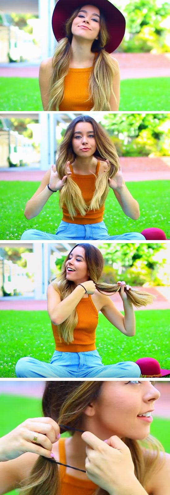 quick and easy back to school hairstyles for teens back to