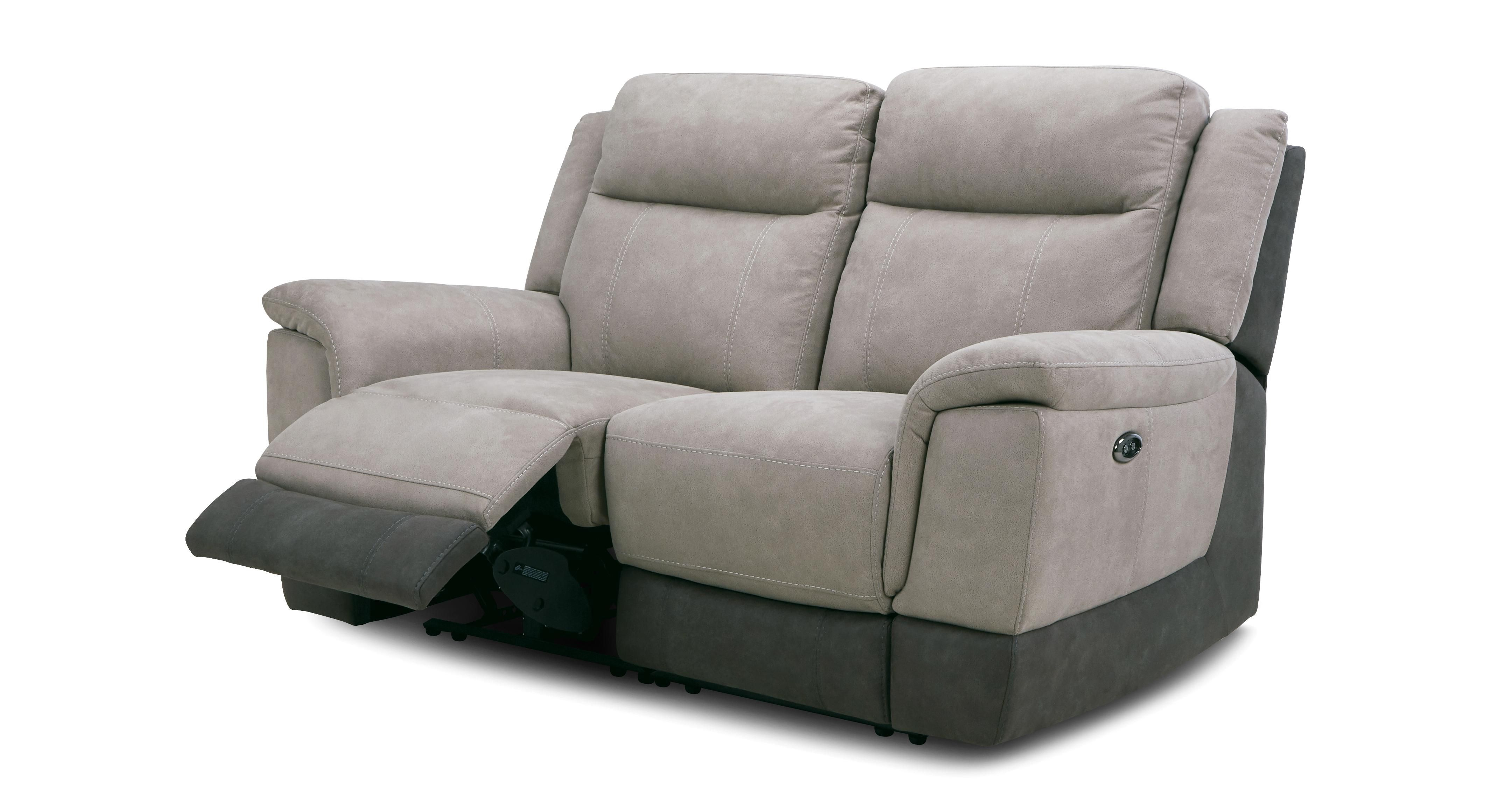 Dfs 2 Seater Power Plus Recliner Bambury In 2020 Recliner Power Recliners Home Decor