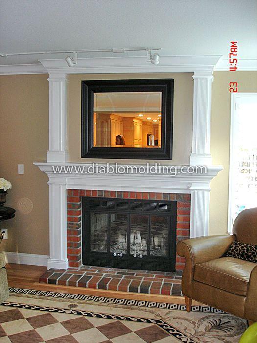Fireplaces Fireplace Design Fireplace Molding Fireplace Trim