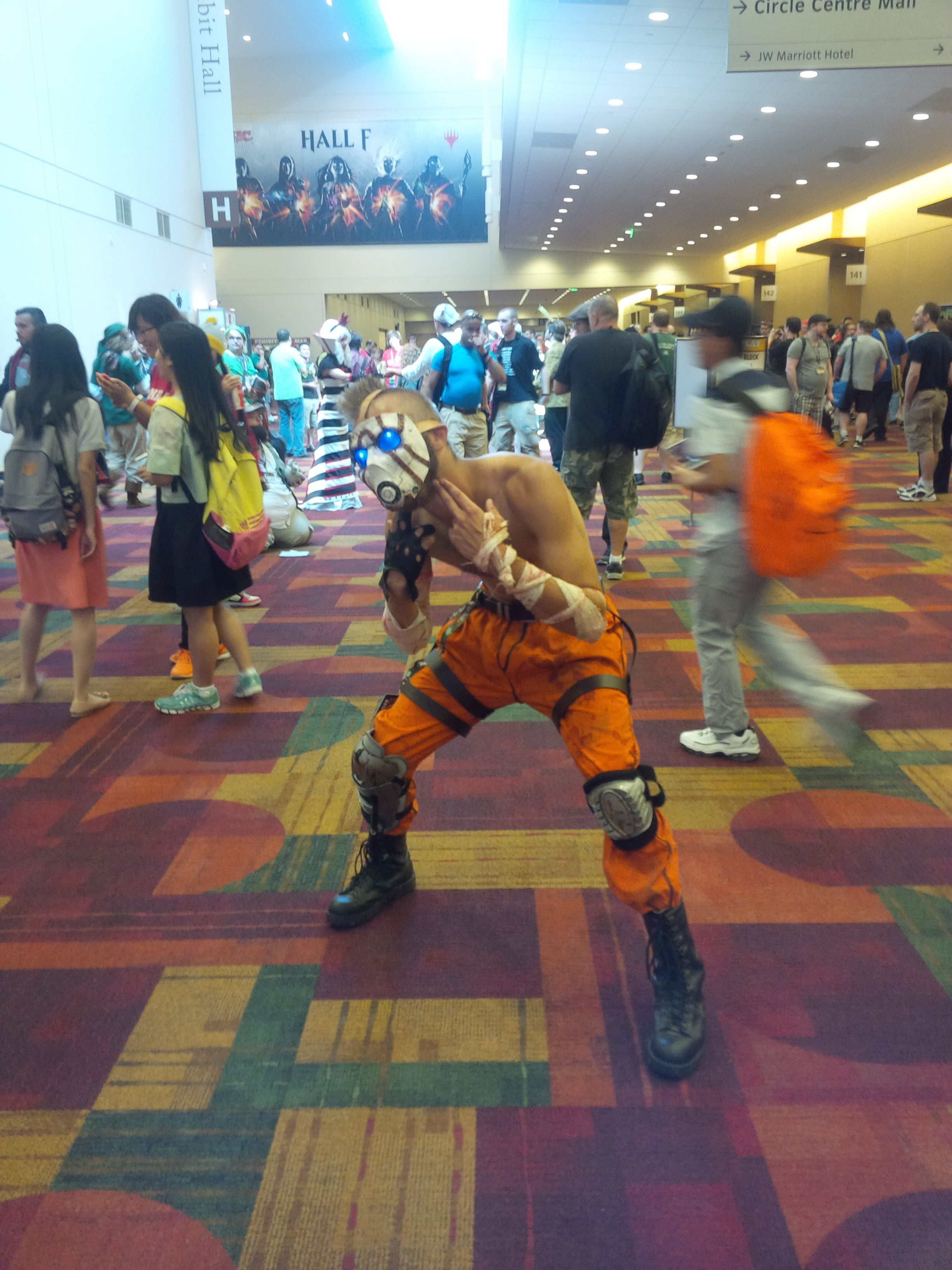 Borderlands Borderlands cosplay, Cosplay, Wrestling