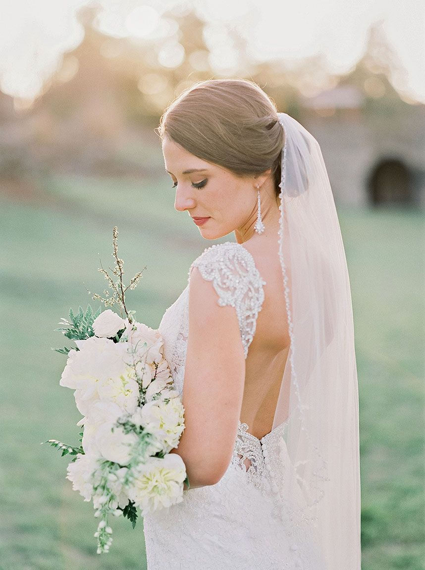 Stunning Open Back Photo Tammy Odell Dress Bella Rose Bridal