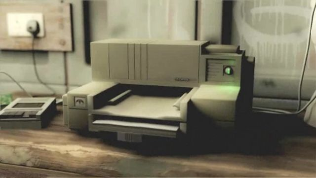 La inspiración de Skrillex // Music Video for 'Printer Jam' by Mistabishi on Hospital Records.