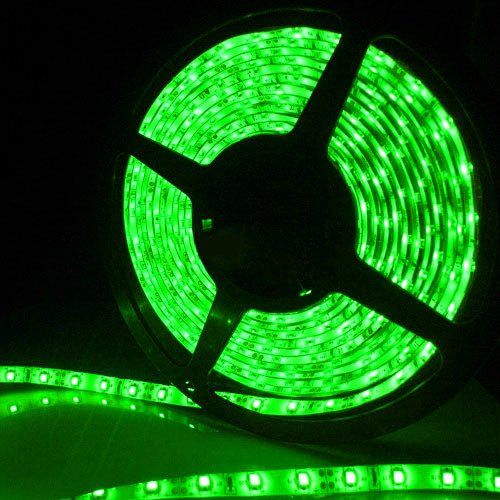 Green Led Light Strips Supernight Tm 164Ft 5M Smd 5050 Waterproof 300Leds Green Led