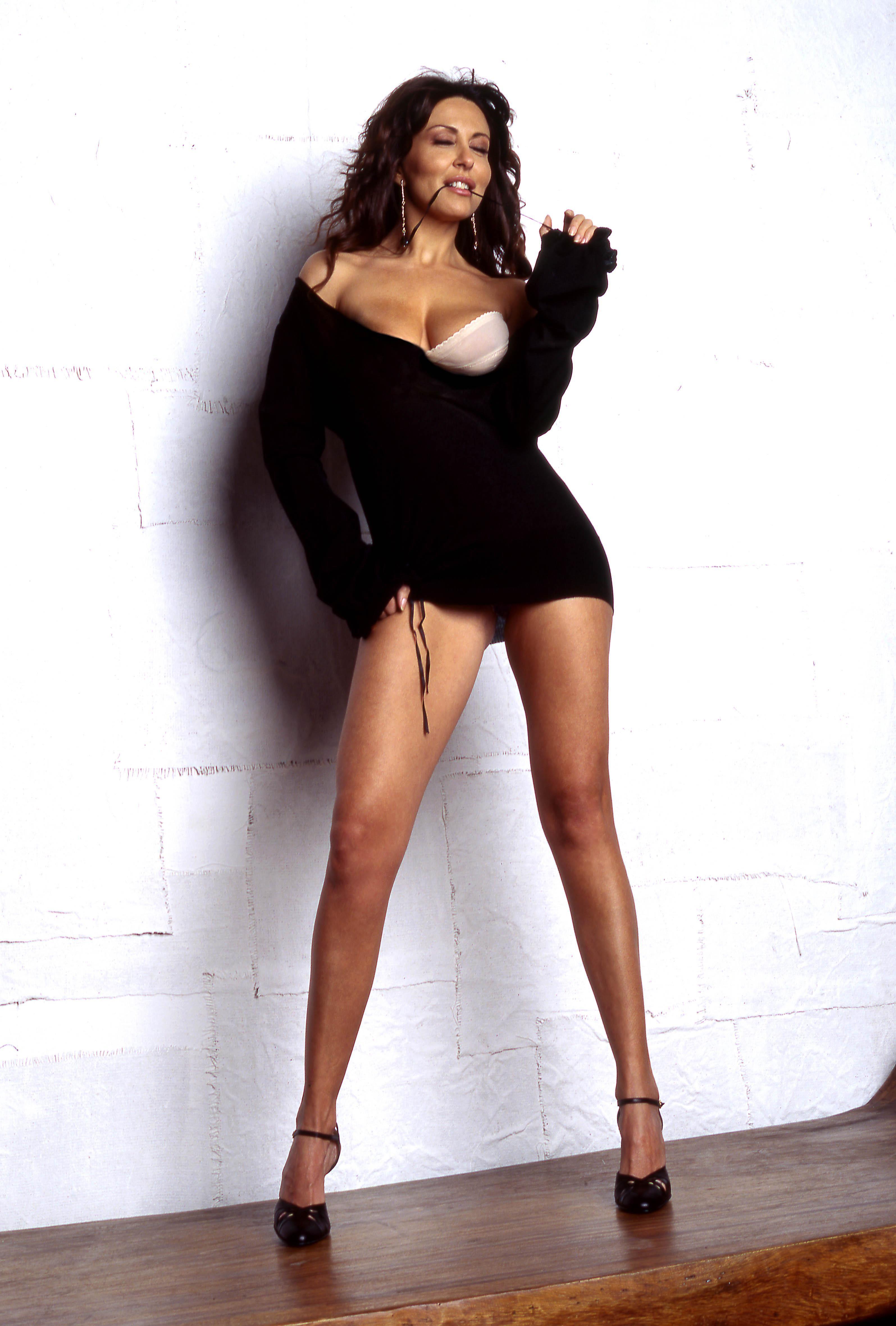 Sabrina Ferilli Hot