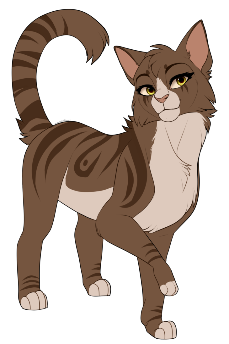 Tigerlilly Warrior of ThunderClan by PureSpiritFlower