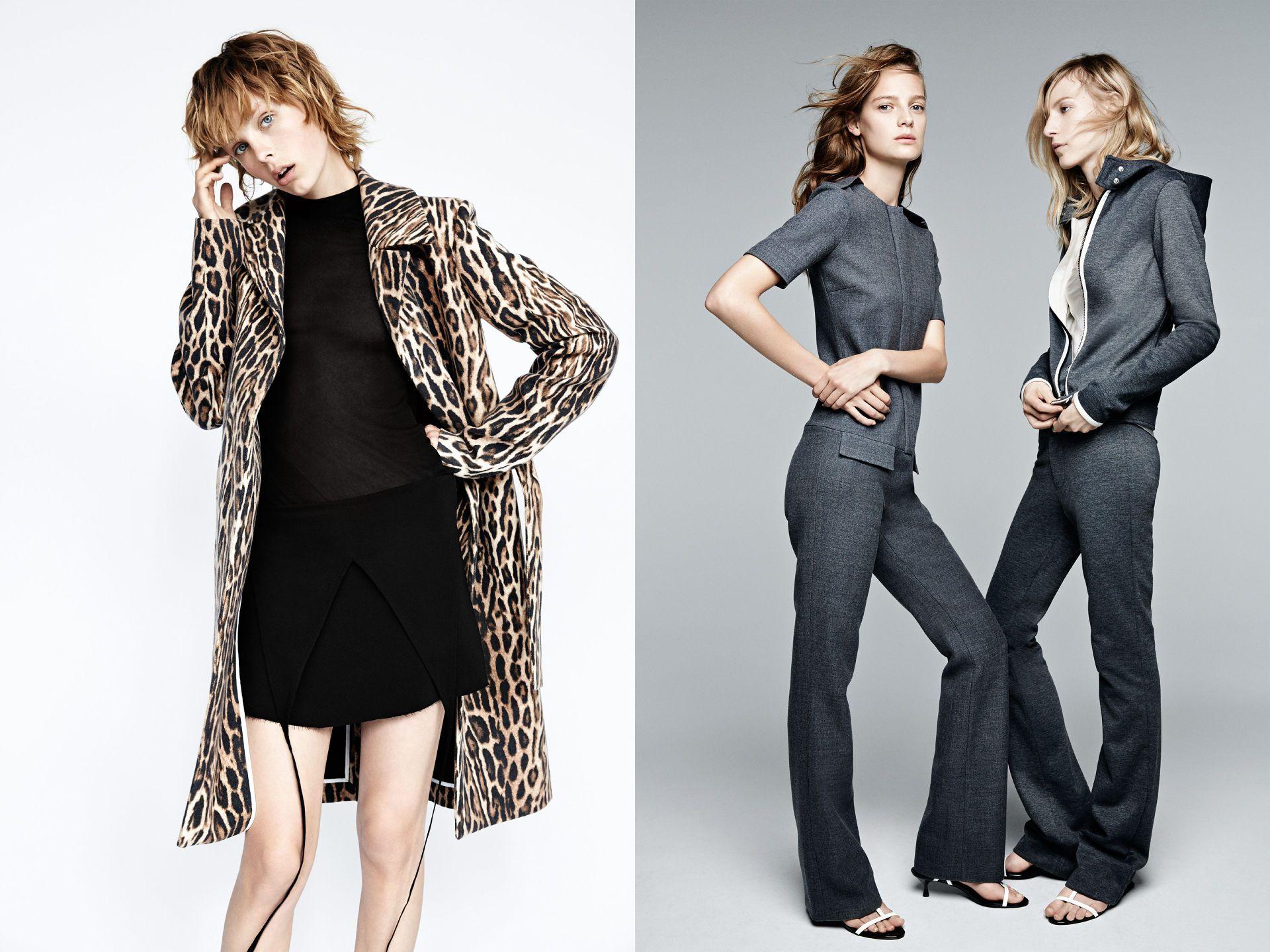 Jacket on the right | ZARA België