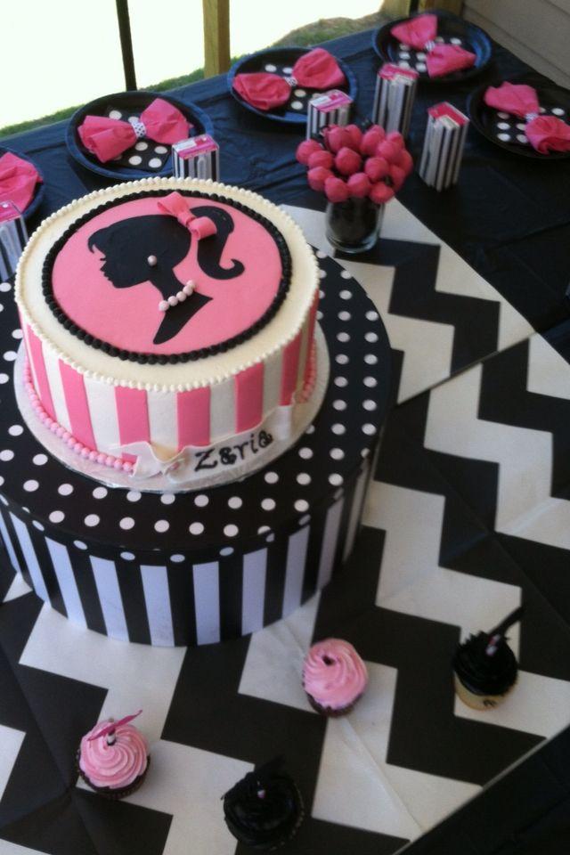 party birthday bash birthday parties birthday ideas barbie party ...