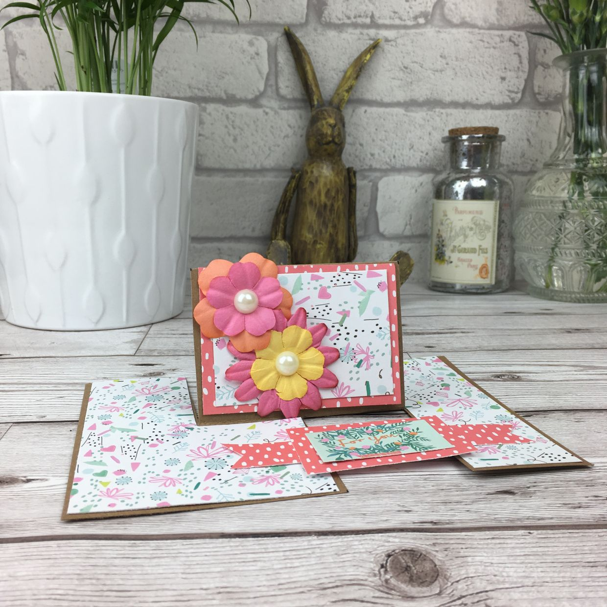 How To Make An Impossible Card Original Tutorial I Heart Maggie