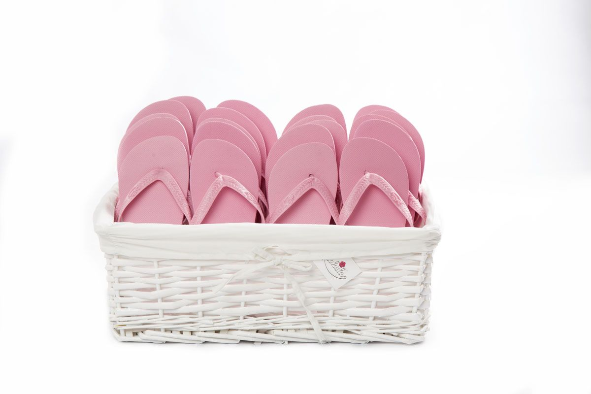 b0f8b8134 Back in Stock - our Zohula Baby pink flip flops are now back in stock