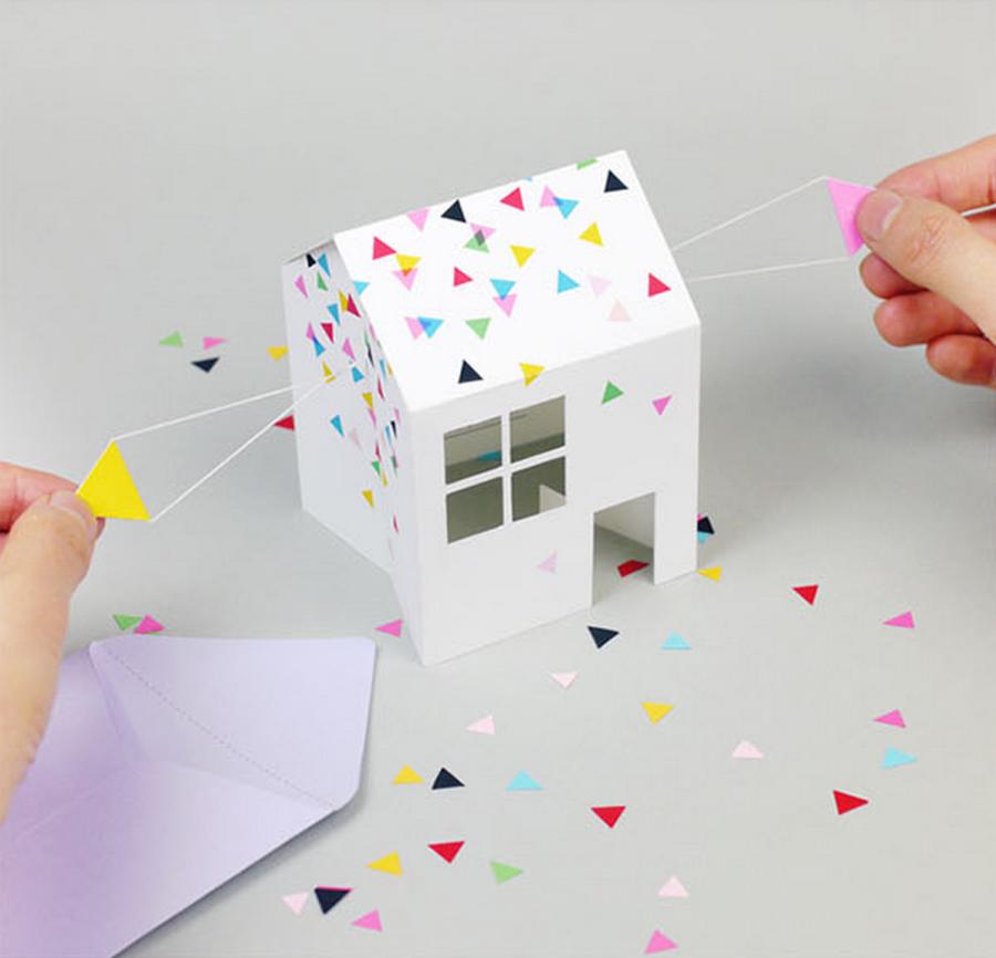 Как делать домашнее открытки, днем рождения лет