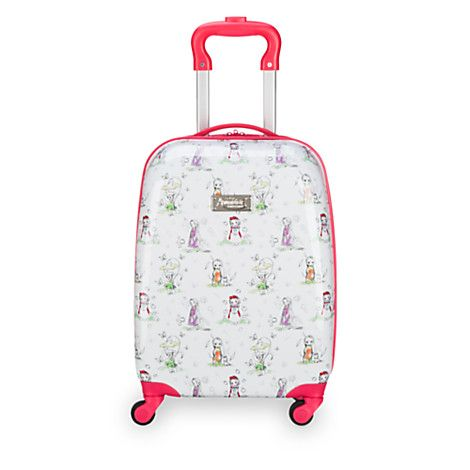 Disney Animators' Collection Small Rolling Luggage | Disney Store ...