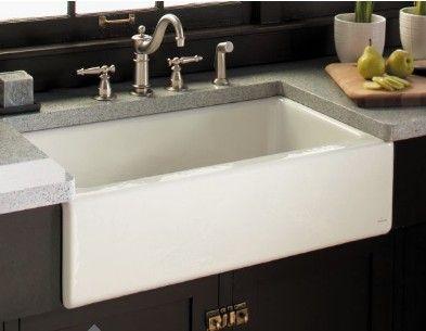 oversized kitchen sink - Google Search | Modern Kitchen ...