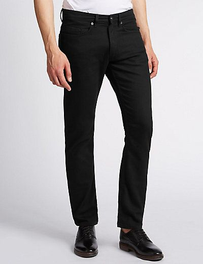 05efdfa57656 Slim Fit Travel Stretch Jeans   M&S - I have clients that rave about these  jeans! £35 Black or dark washes would be best for Dominic