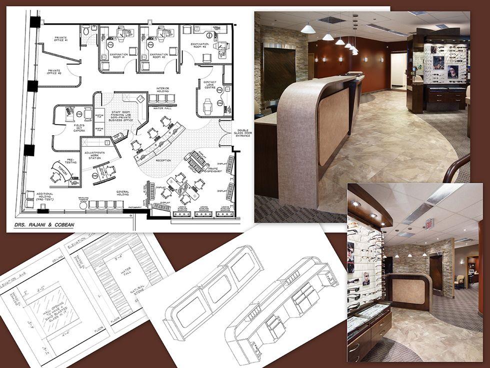 Design Services, Space Planning, Complete Construction