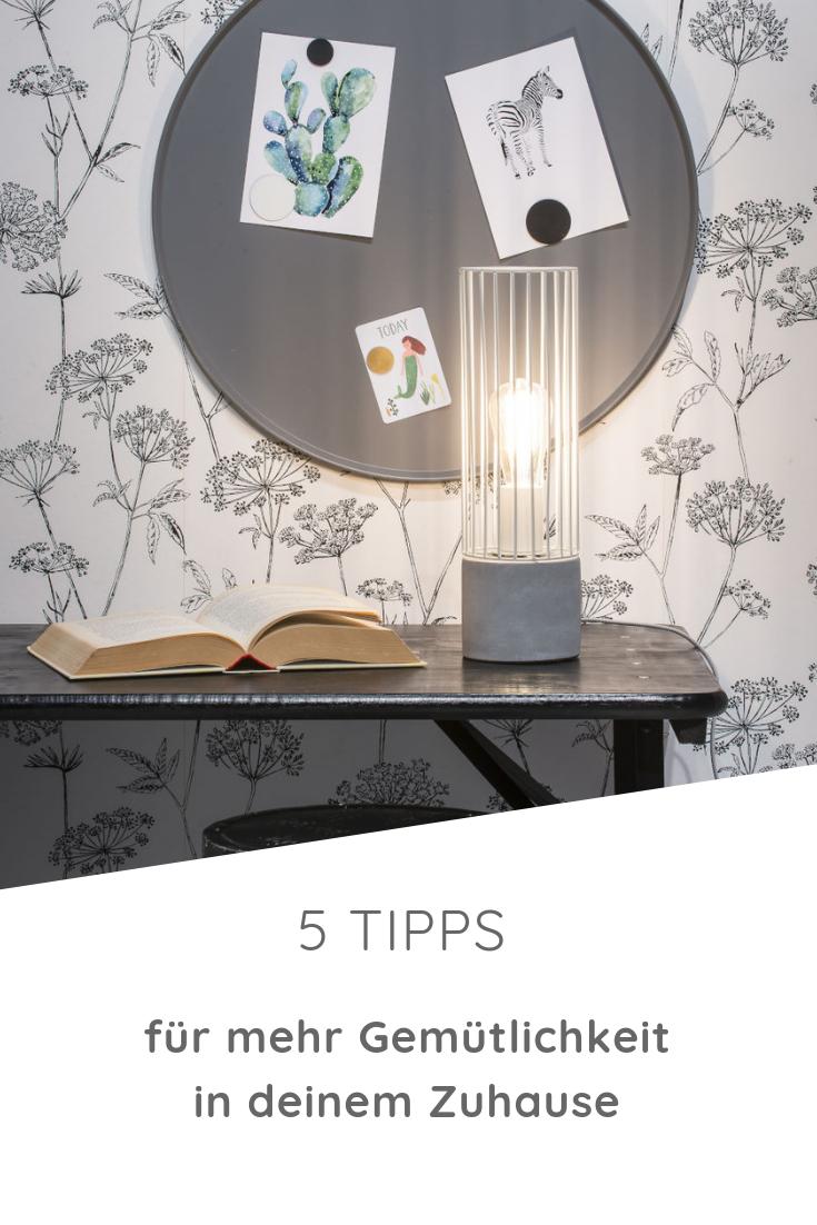 Gemütliches Licht Tipps 5 tipps wie du mit licht gemütlichkeit erzeugst | lagom wohnen