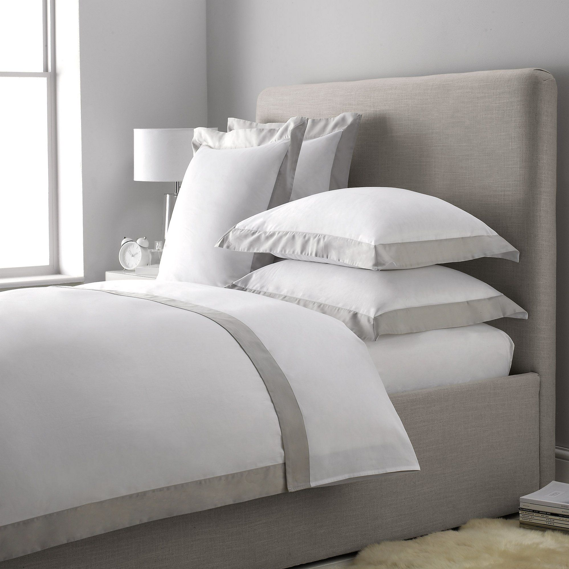 Genoa Bed Linen Collection The White Company Nancy Duvet Covers Sweetgalas