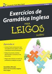 Exercicios De Gramatica Inglesa Para Leigos 2ª Edicao Gramatica
