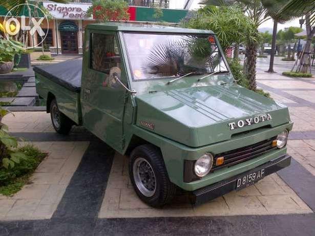 Jual Toyota Kijang Kotak Pick Up | Mitula Mobil