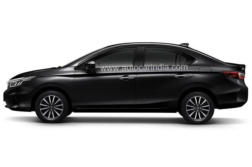 New 2020 Honda City Exterior And Interior Images And More Autocar India In 2020 Honda City Honda New Honda