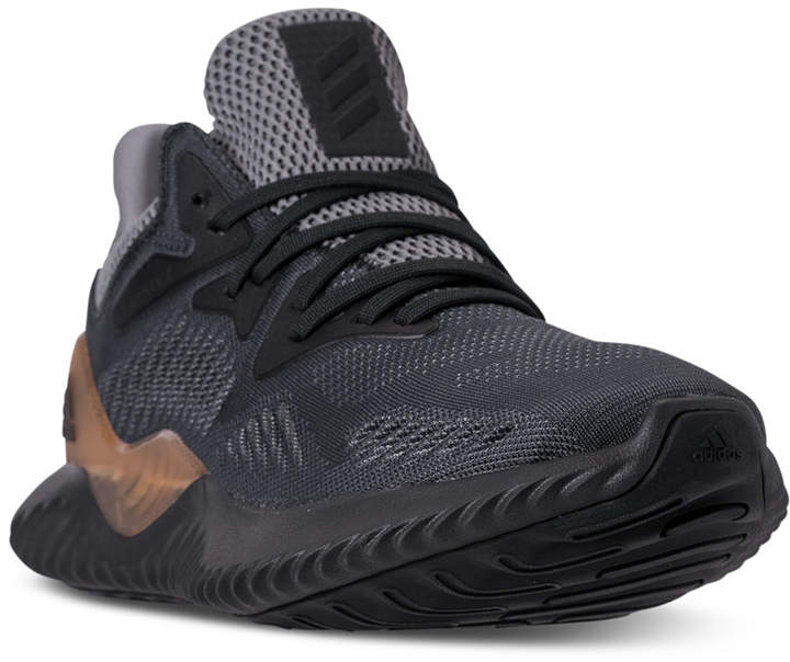 913243adc7aaa adidas Men s AlphaBounce Beyond Running Sneakers from Finish Line ...