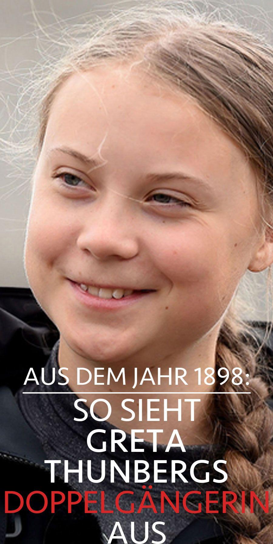 Greta Thunberg Doppelgänger