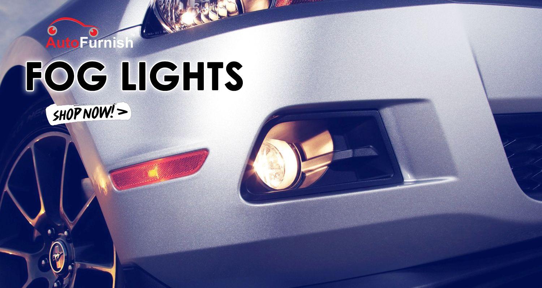 Car Fog Lamp Light: Buy Car Fog Light Online in India. Best Online ...