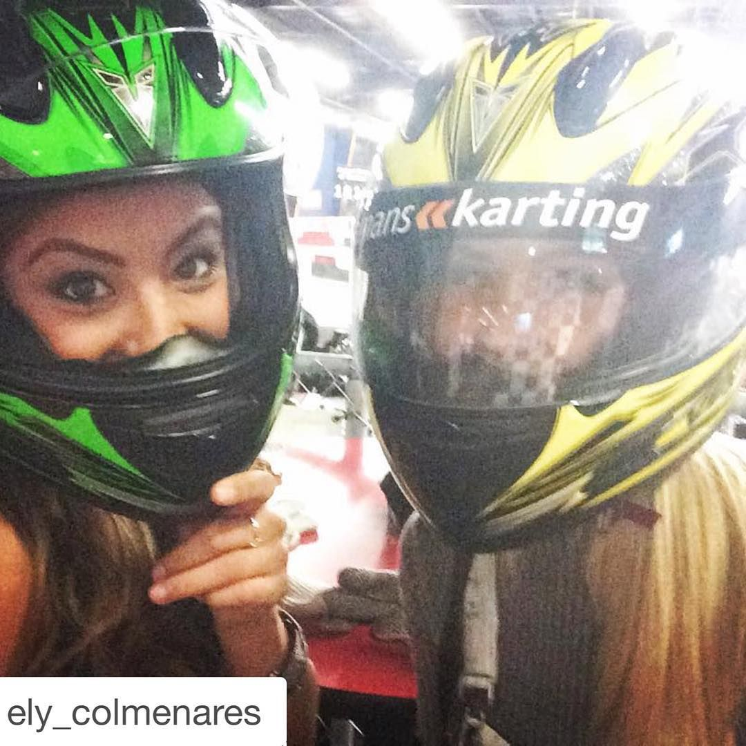 いいね!17件、コメント1件 ― LeMans Kartingさん(@lemanskarting)のInstagramアカウント: 「This week's Instagram winner is @ely_colmenares ! You get a free Time Attack with a friend!…」