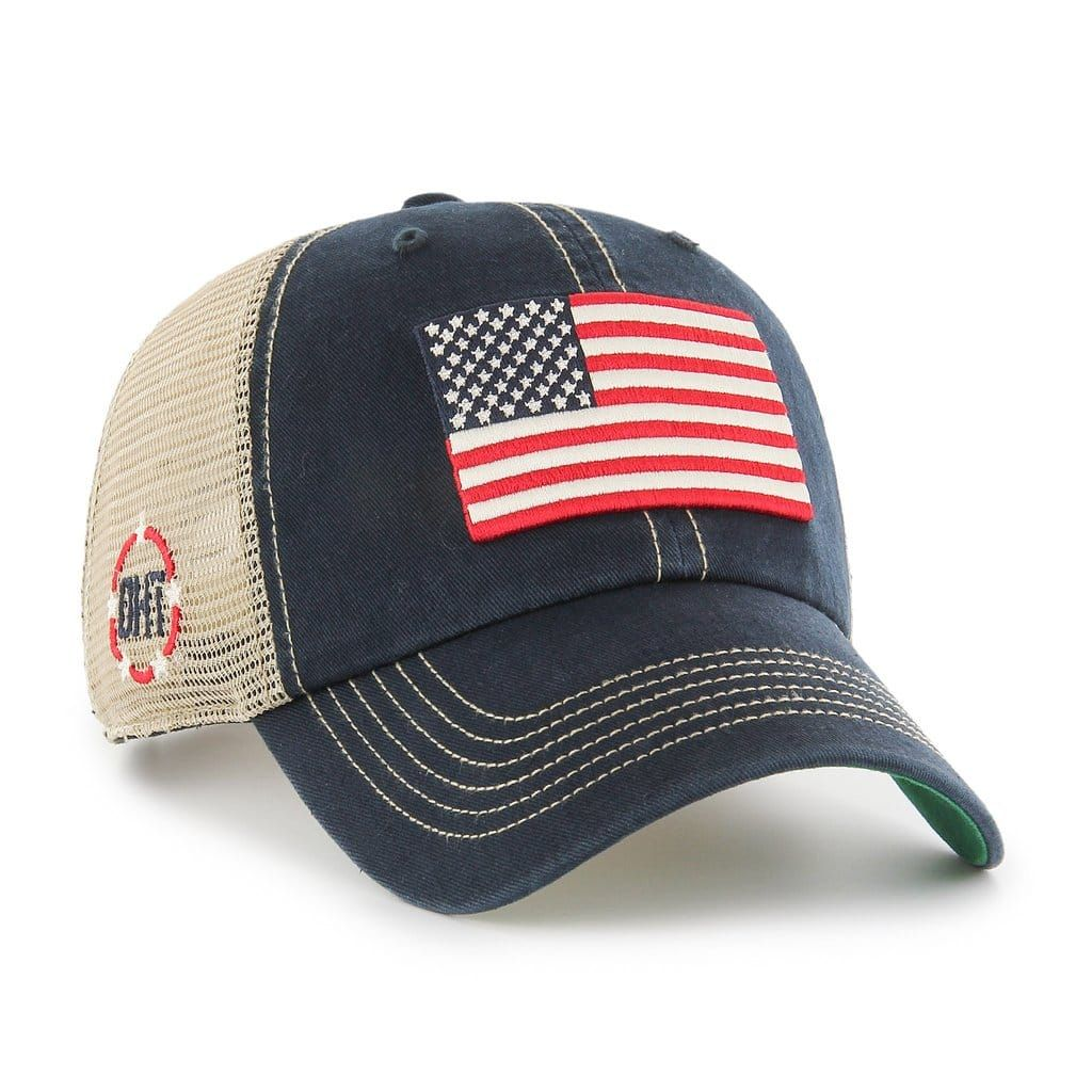 5ccb575049020 Operation Hat Trick Clean Up Trawler Navy 47 Brand Adjustable USA ...