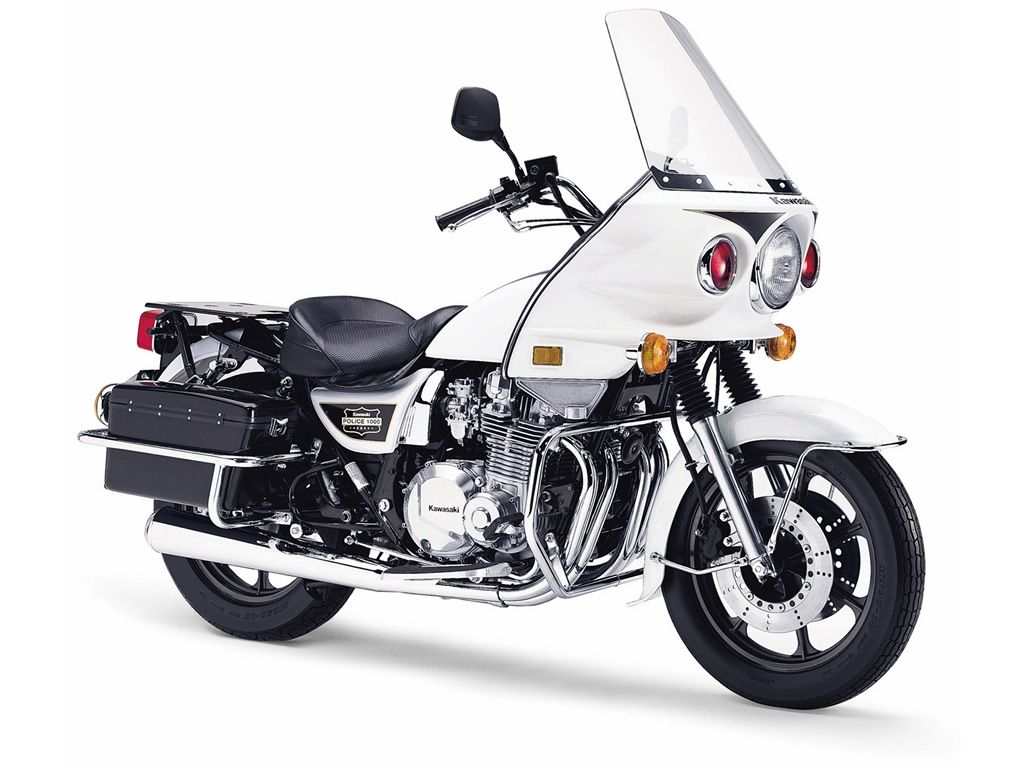 Kawasaki Kz1000 Police I Want One The Ultimate Dependable Cruise