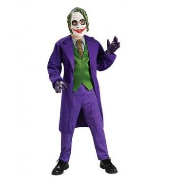 Batman Dark Knight Joker Costume