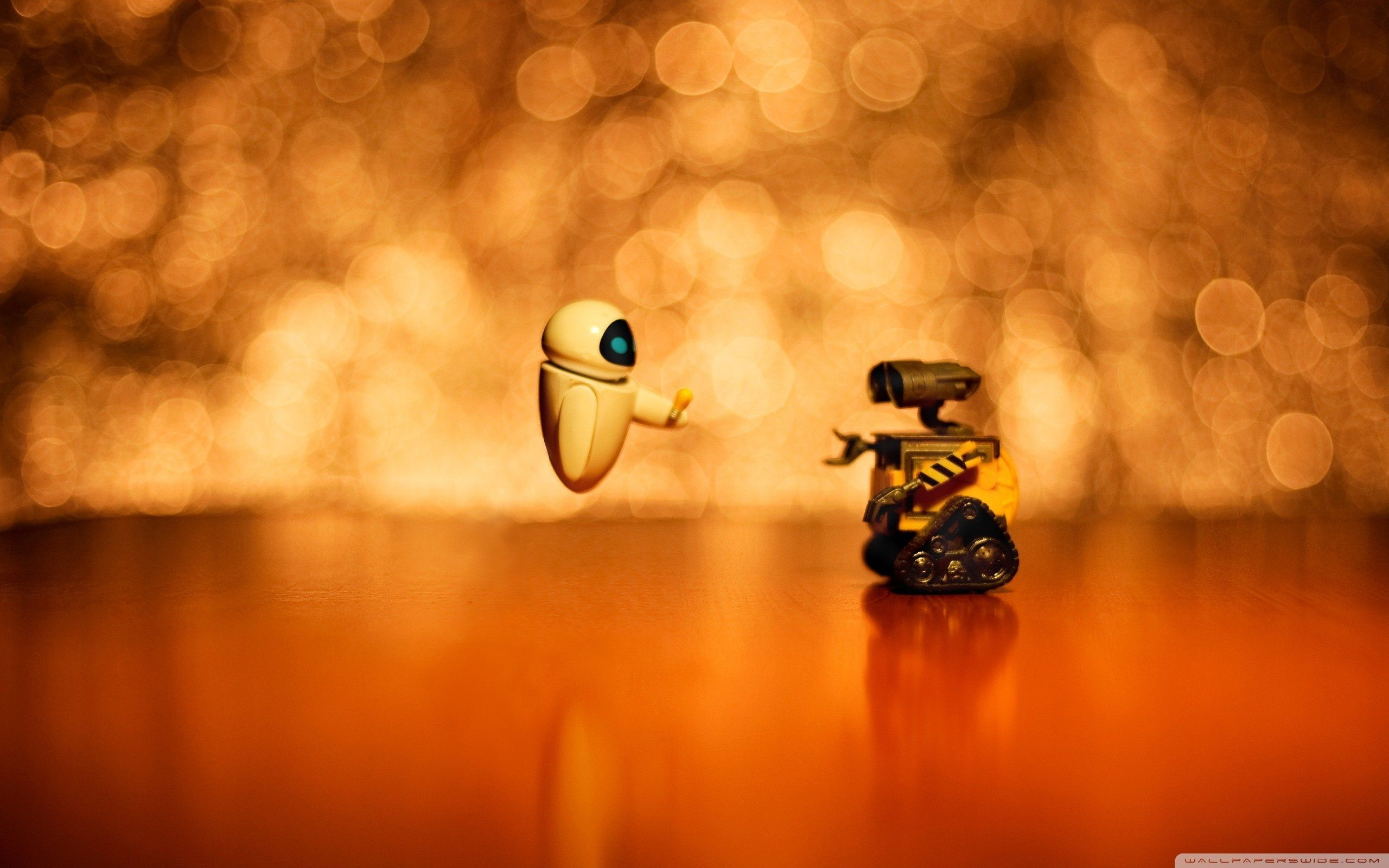 Download Wall E And Eve Hd Wallpaper With Images Diy