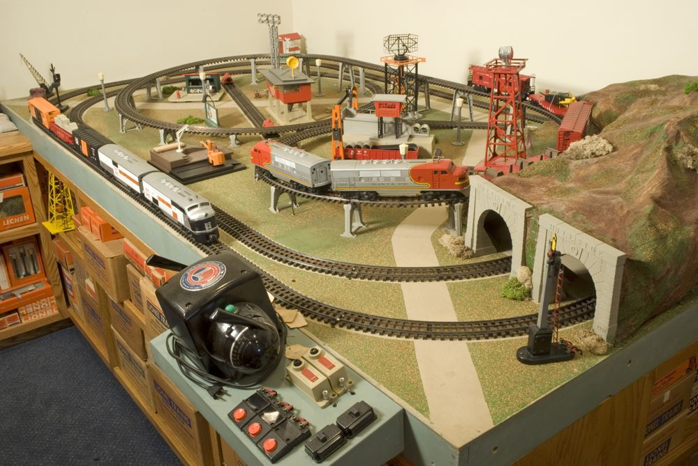 Lionel Factory Layouts Classic Toy Trains Magazine