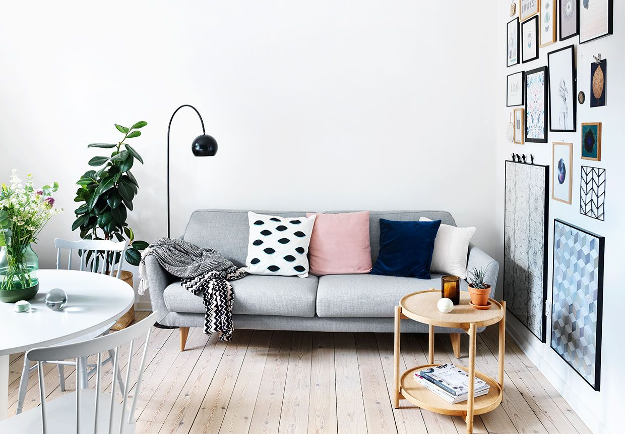 Creative and playful Scandinavian home (design attractor ...