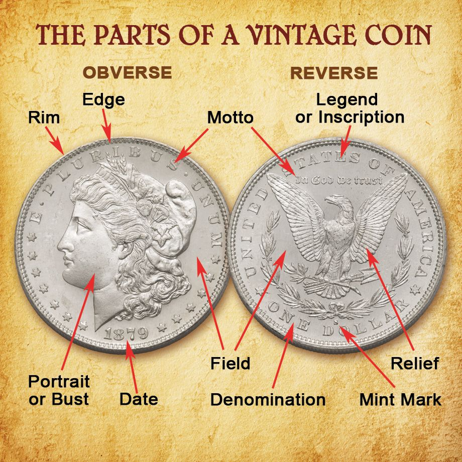 Definition Of The Parts Of A Coin Money Math Worksheets Kindergarten Money Worksheets Teaching Money [ 920 x 920 Pixel ]