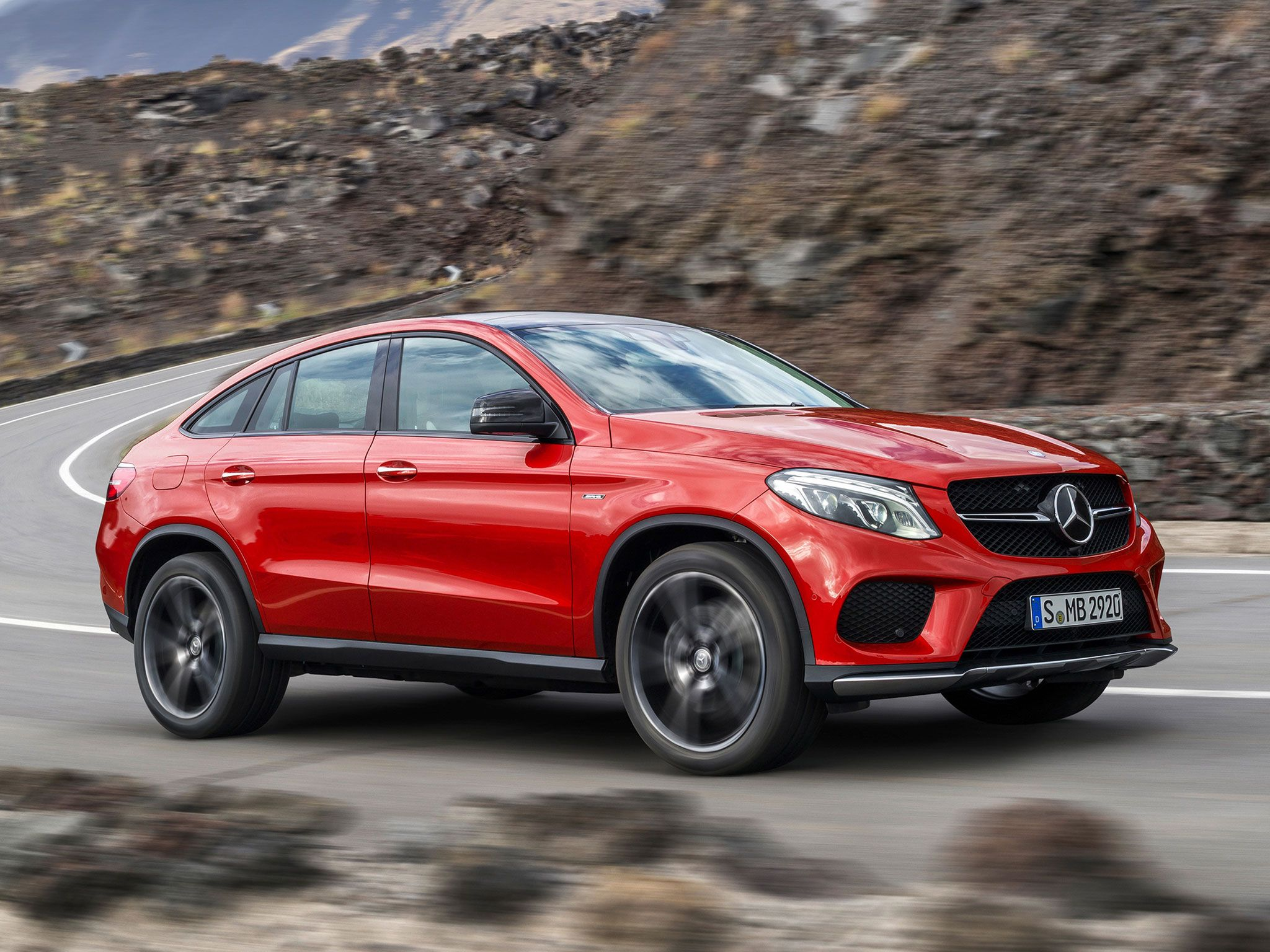 Mercedes Benz Gle Hybrid Coupe