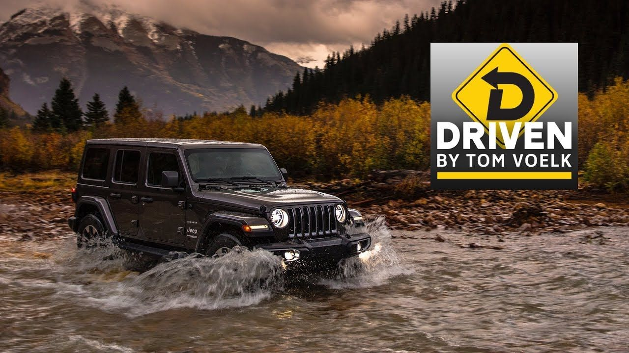 2018 Jeep Wrangler Jl Full On And Off Road Review Jeep Wrangler