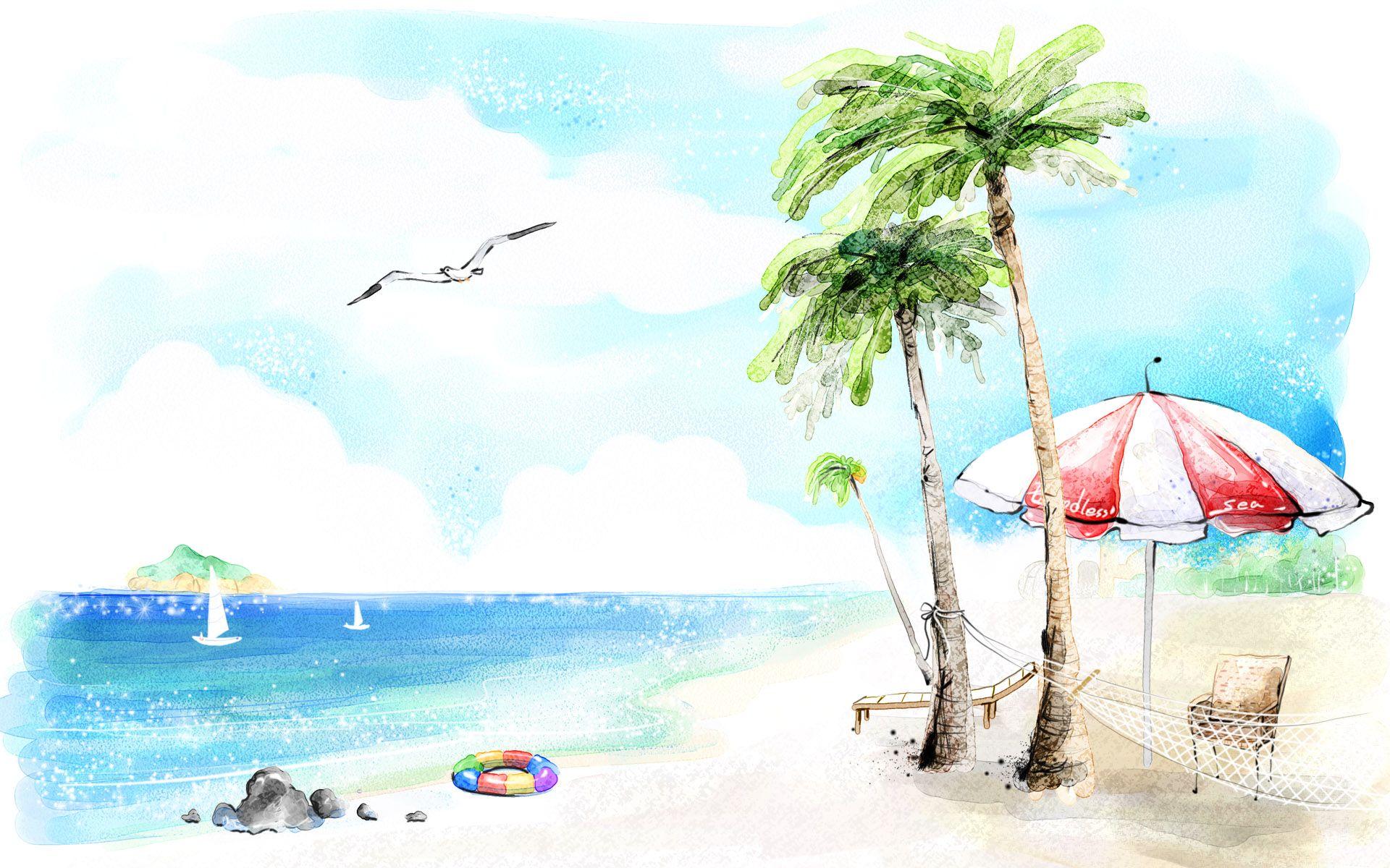 Открытка мечты о море, открытках новым годом