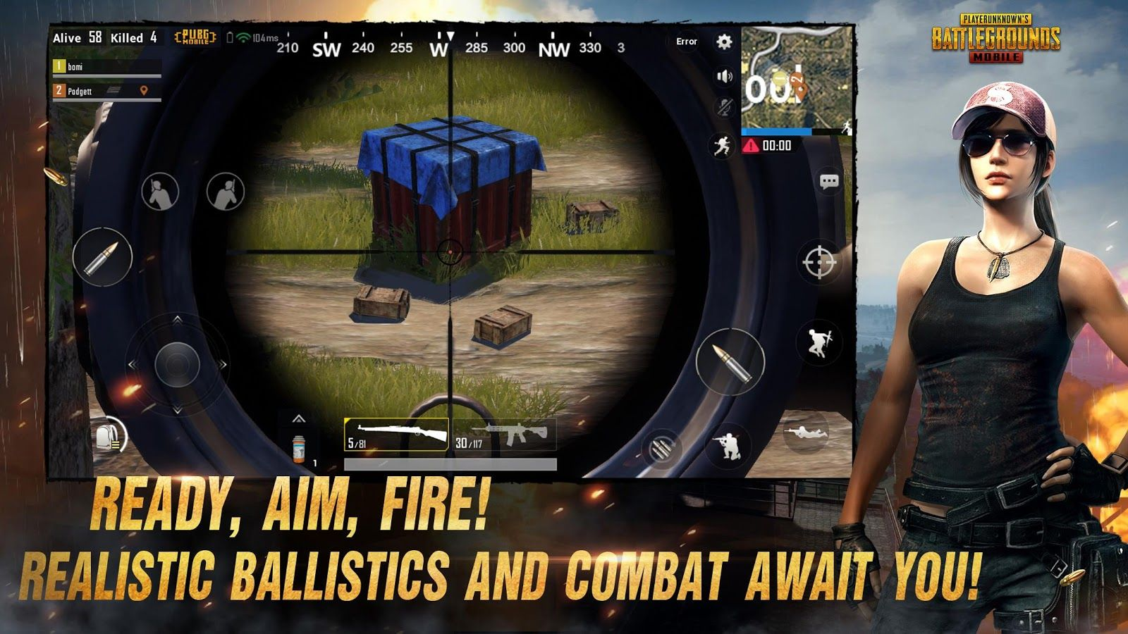 Pubg Mobile For Pc Online Free Download Windows 7 8 8 Games