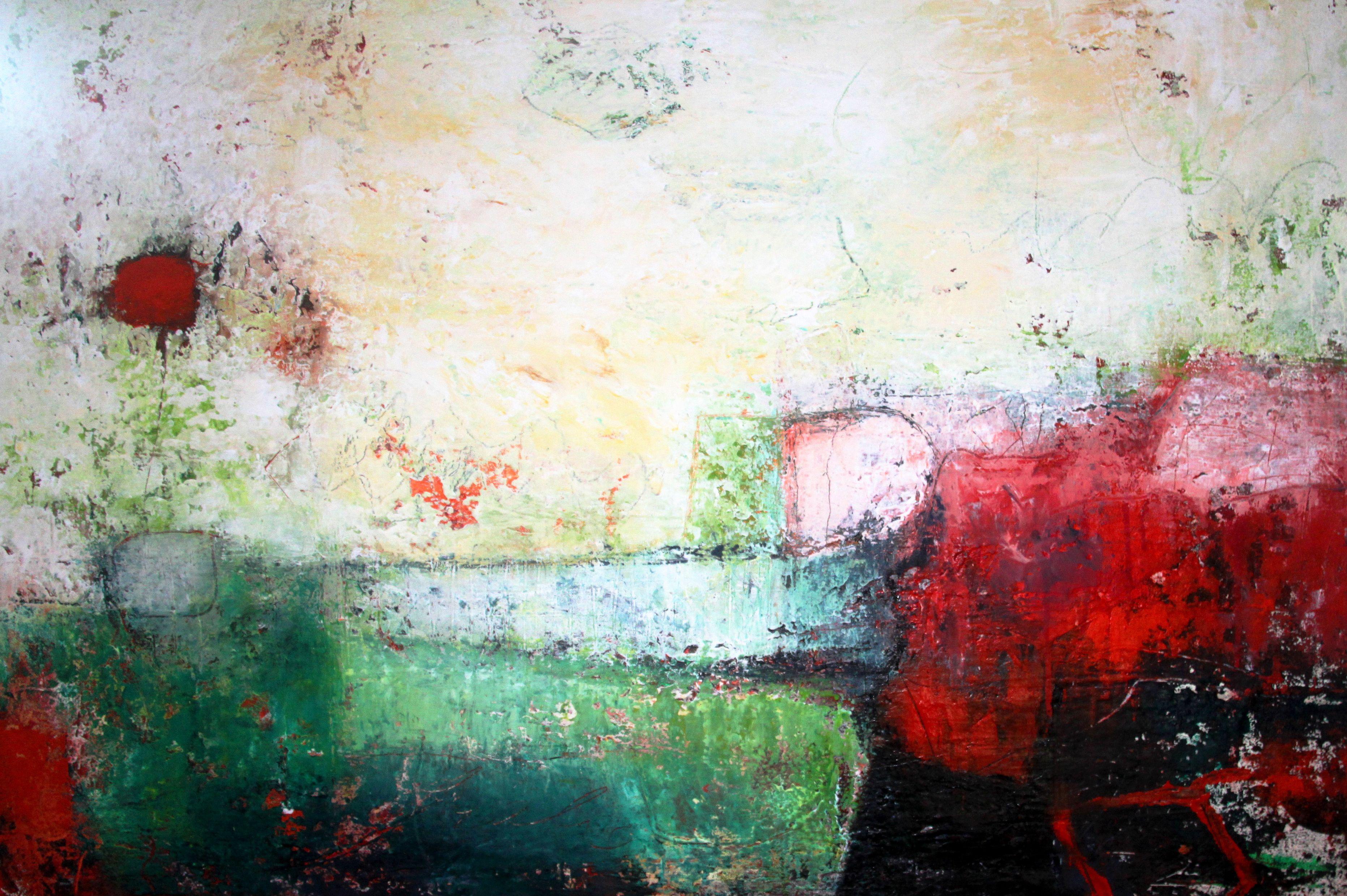 Experimentelle Malerei Ulrike Kurz