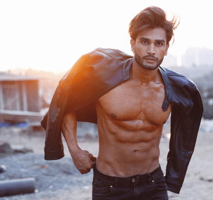 India models super male in Top 11