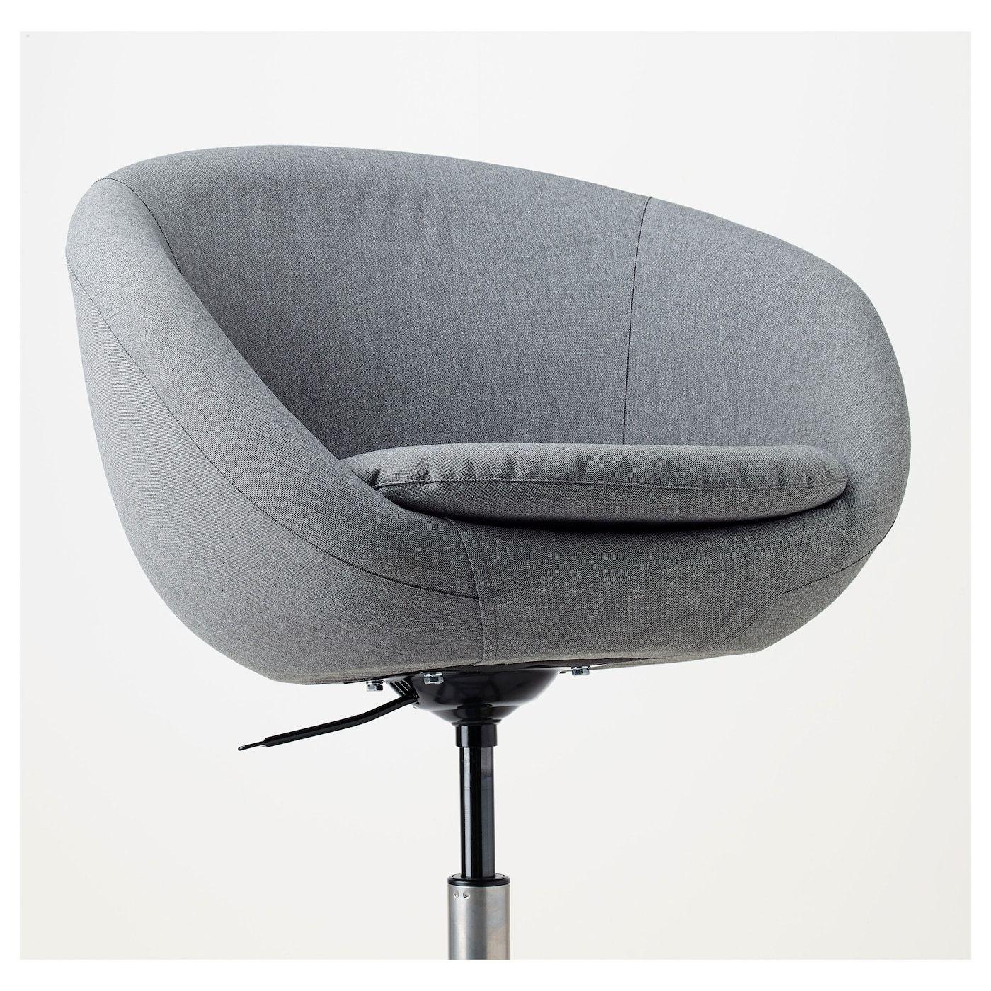 SKRUVSTA Drehstuhl Vissle grau IKEA Österreich Chair