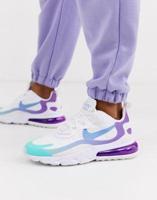 air max 270 bleu violet