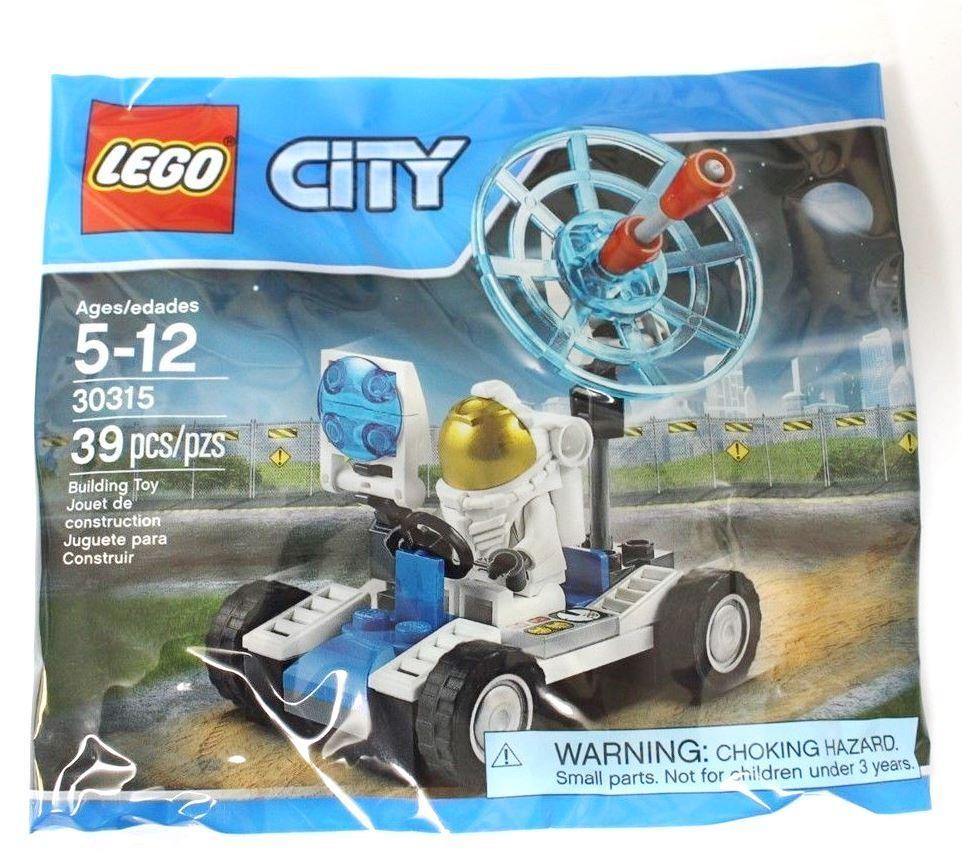 Lego City Space Promo Set 30135 Space Utility Vehicle New 2015 Other Lego City Space Lego City Utility Vehicles