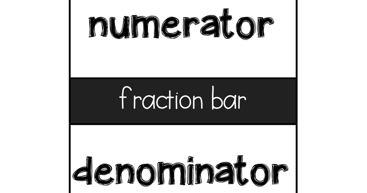 Image Result For Fractions Decimals