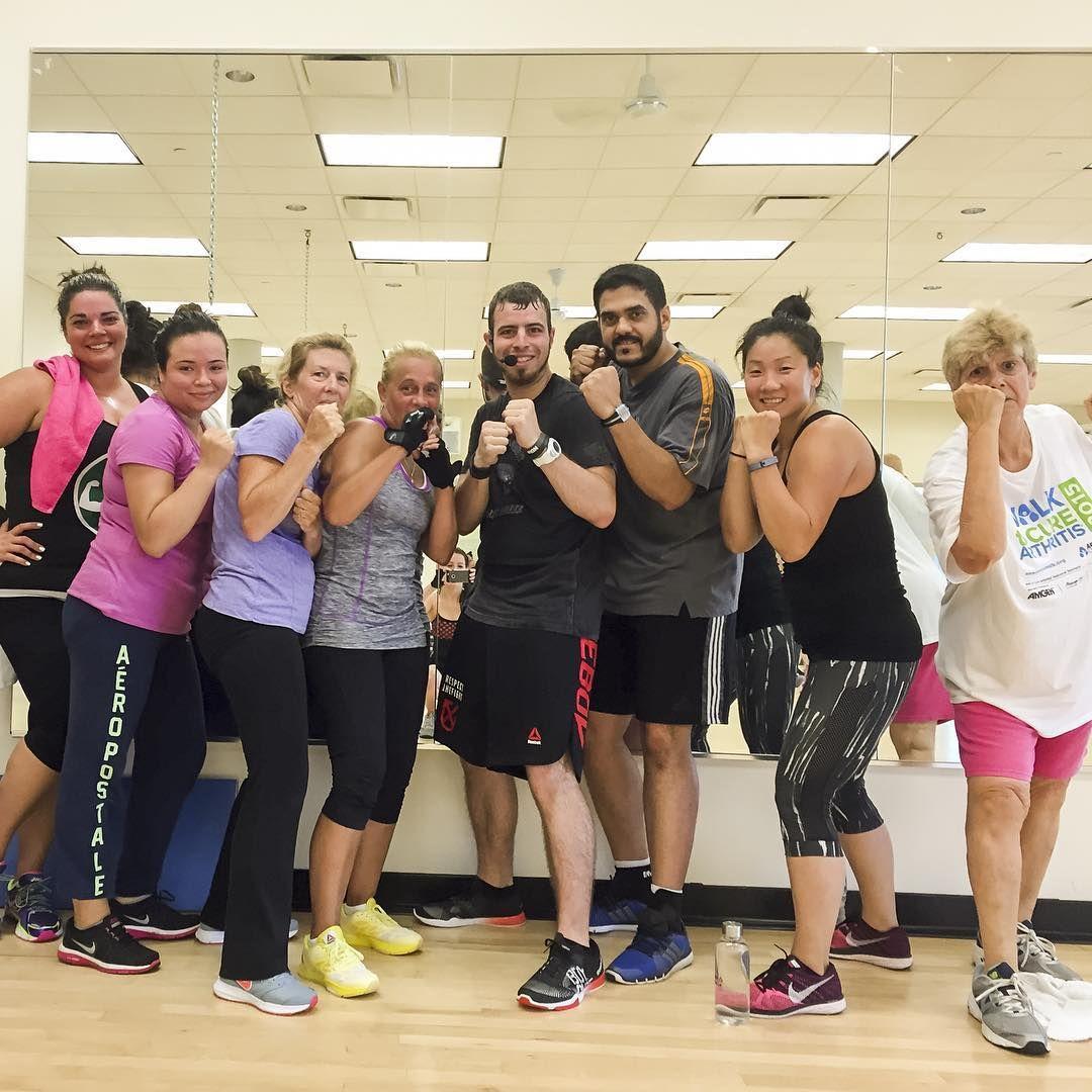 A high energy martial artsinspired workout